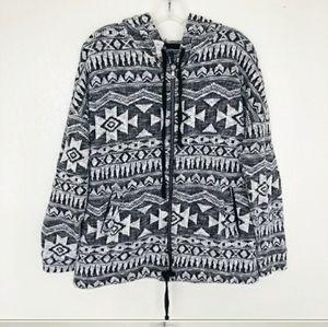 American Eagle zip up hoodie sweater